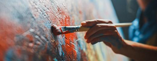 peinture et le dessin